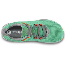 Topo Athletic Terraventure 2 Zapatillas Running Mujer, verde/naranja